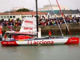 "Acciona - Javier ""Bubi"" Sansó (one of our favorites - 100% eco-powered!)"